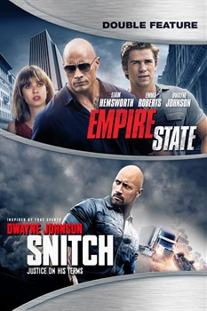 Empire State / Snitch Double Feature