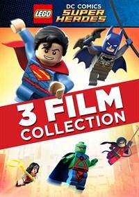 LEGO DC Comics Super Heroes 3 Film Collection