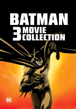Batman: Gotham Knight / Batman: Under the Red Hood / Batman: Year One