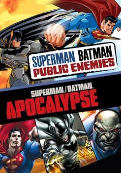 Superman/Batman: Public Enemies & Superman/Batman: Apocalypse