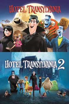 Buy Hotel Transylvania Double Feature from Microsoft.com