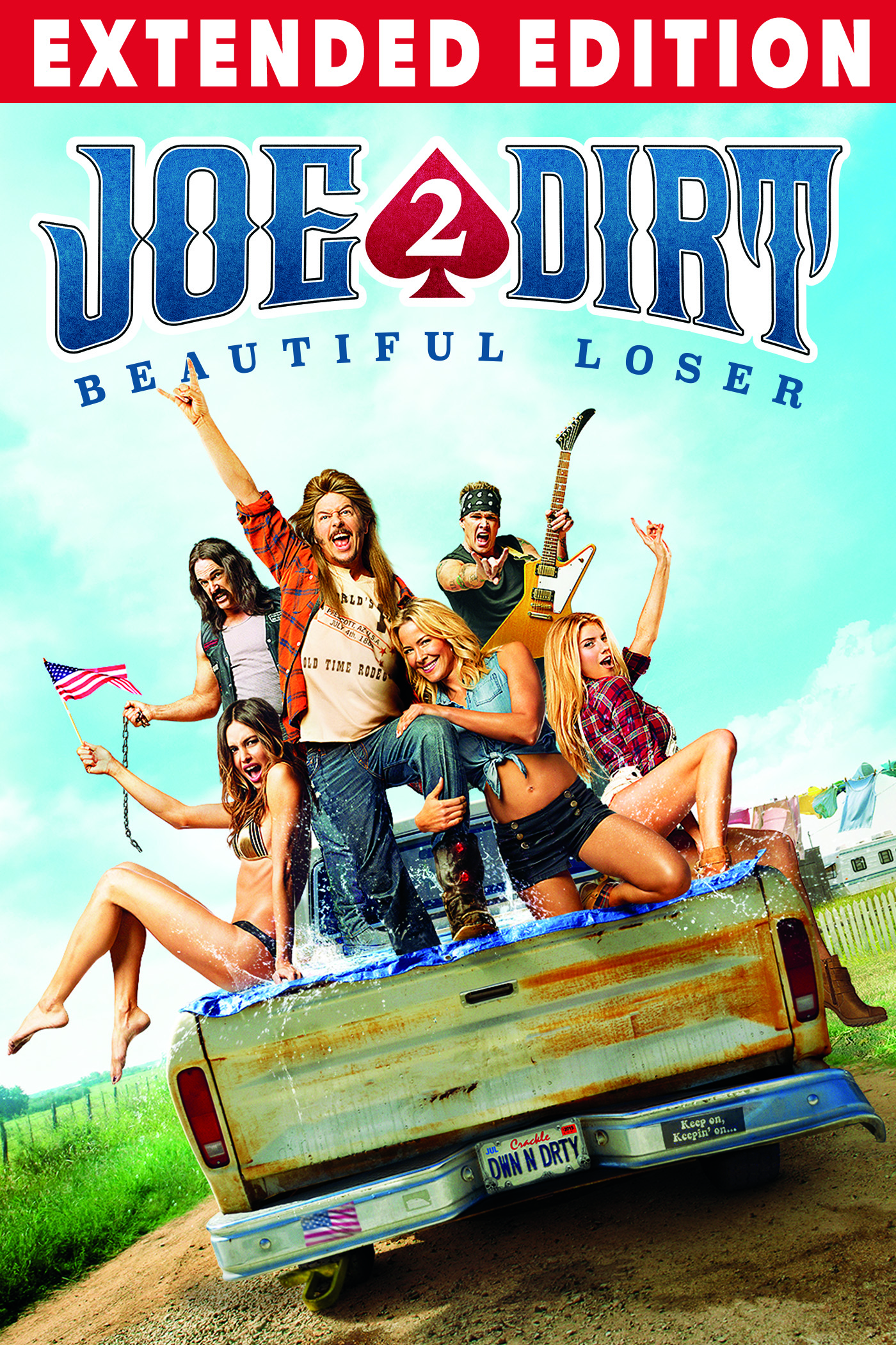 Joe Dirt 2: Beautiful Loser (Extended)
