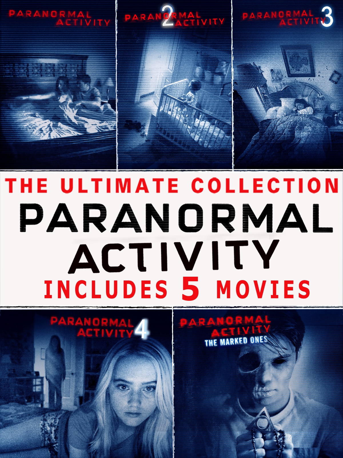The Paranormal Activity Collection