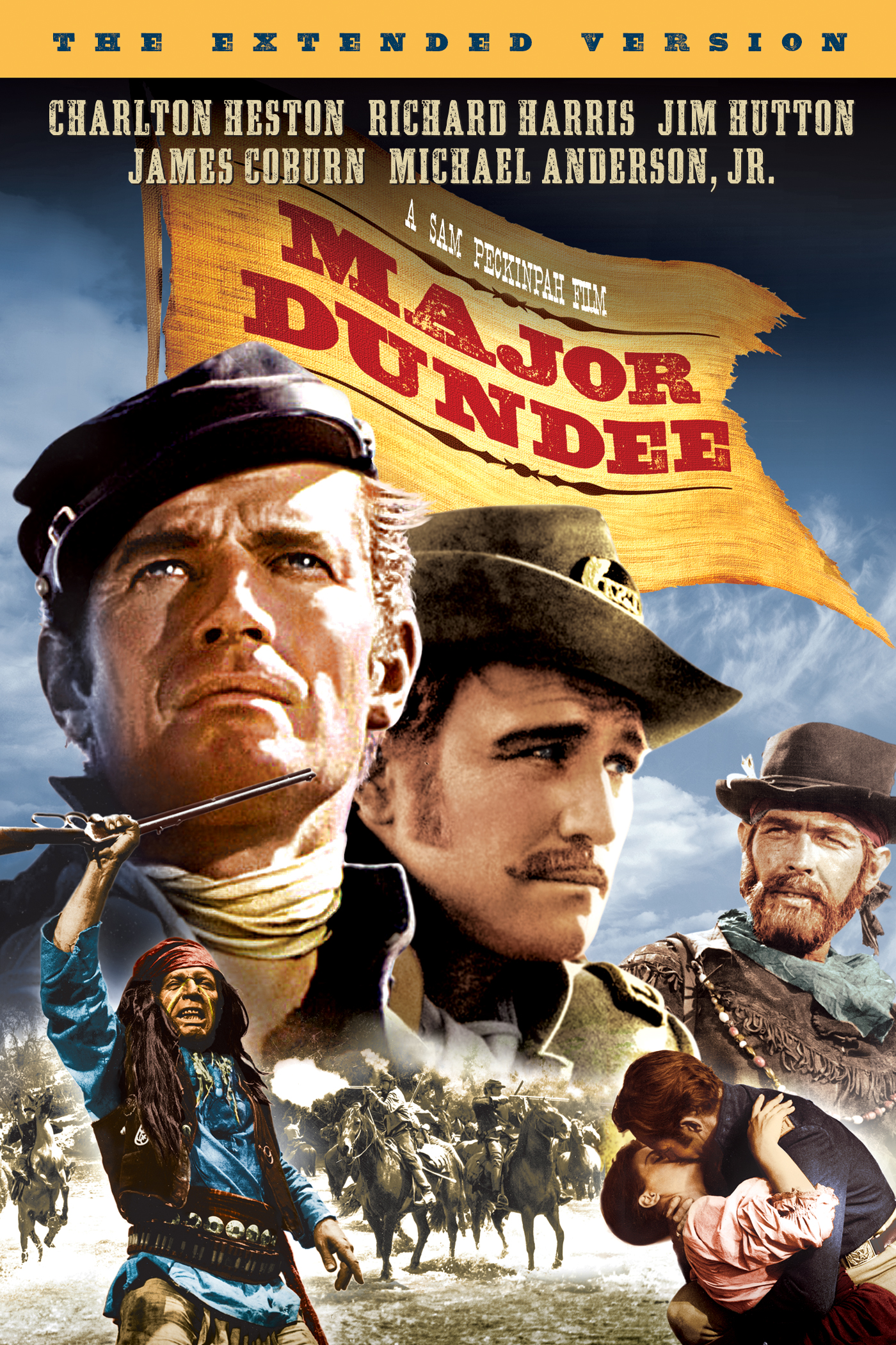 Major Dundee (Extended)