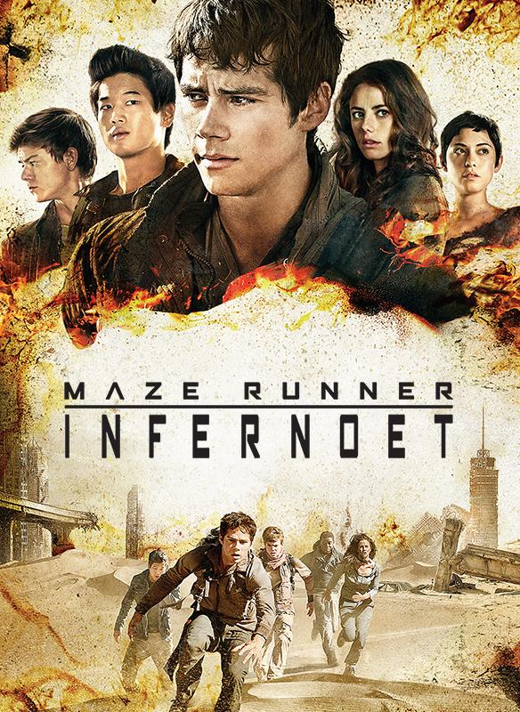 Maze Runner -Infernoet