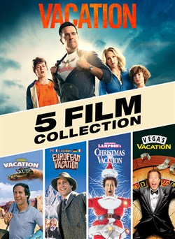 Vacation 5-Film Collection