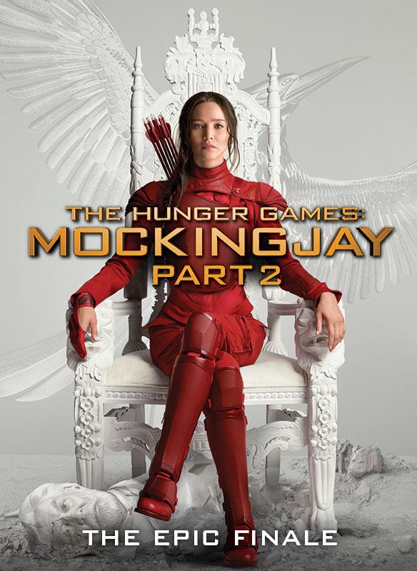 Hunger Games: La Révolte - Dernière partie (The Hunger Games: Mockingjay - Part 2)