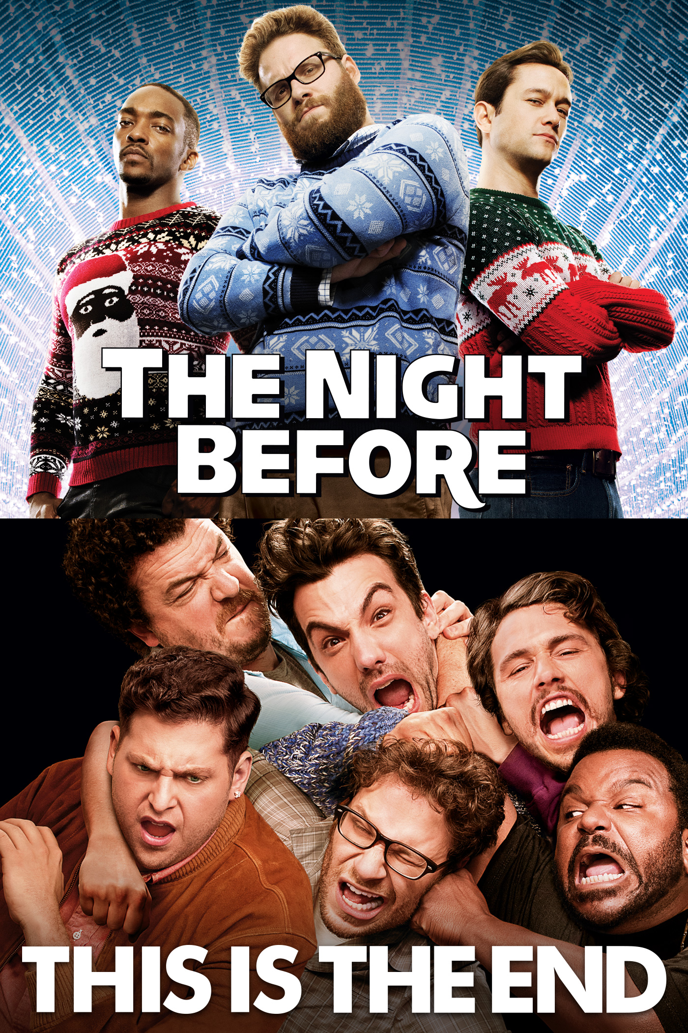 The Night Before / This is the End