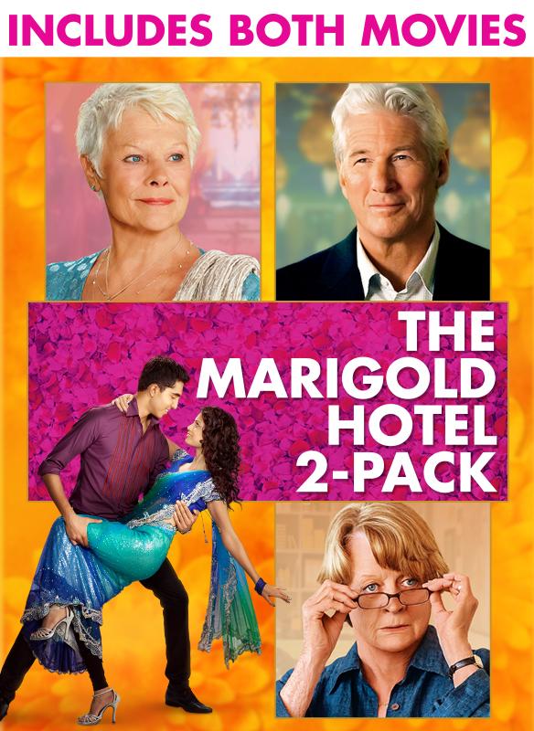 Marigold Hotel 2-Pack