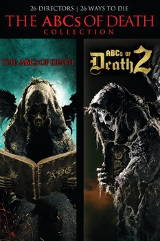 The ABCs of Death & The ABCs of Death 2 Double Feature
