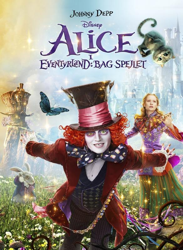 Alice i Eventyrland: Bag spejlet (2016)