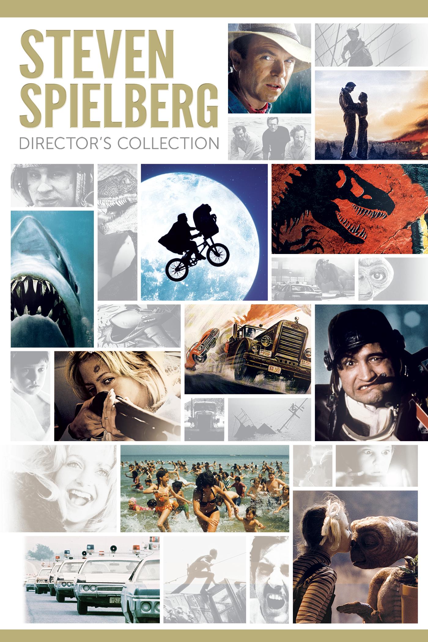 Steven Spielberg 7-Movie Director's Collection