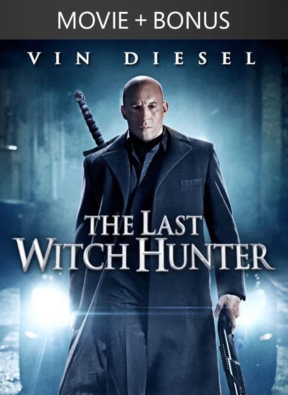 The Last Witch Hunter + Bonus
