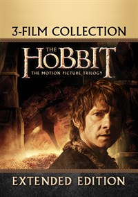 The Hobbit Extended Edition Trilogy: 3 Movie Collection