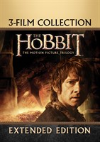 Deals on The Hobbit Extended Edition Trilogy: 3 Movie Collection HD Digital