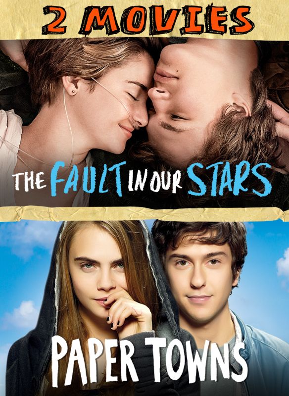Paper Towns & Fault In Our Stars 2-Pack + Bonus