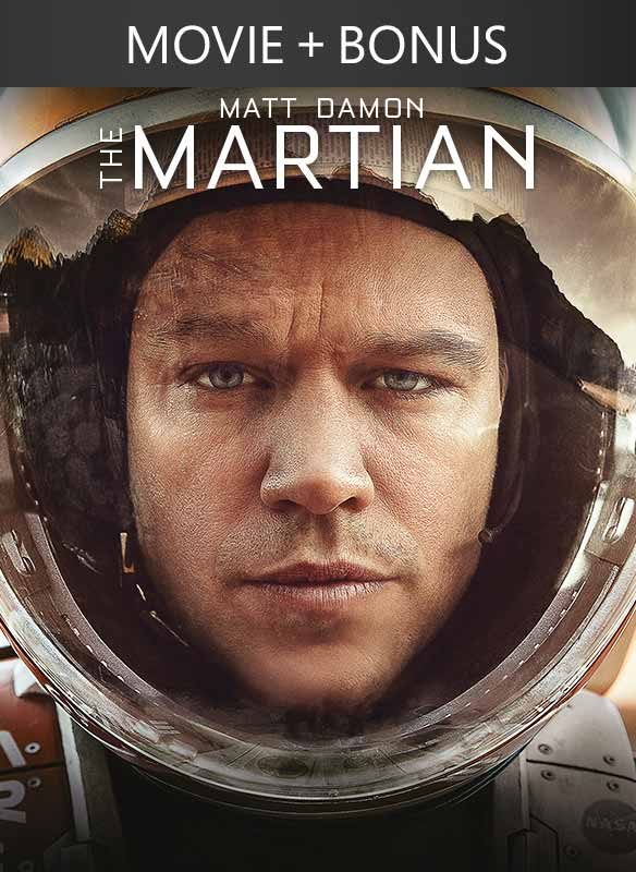 The Martian + Bonus