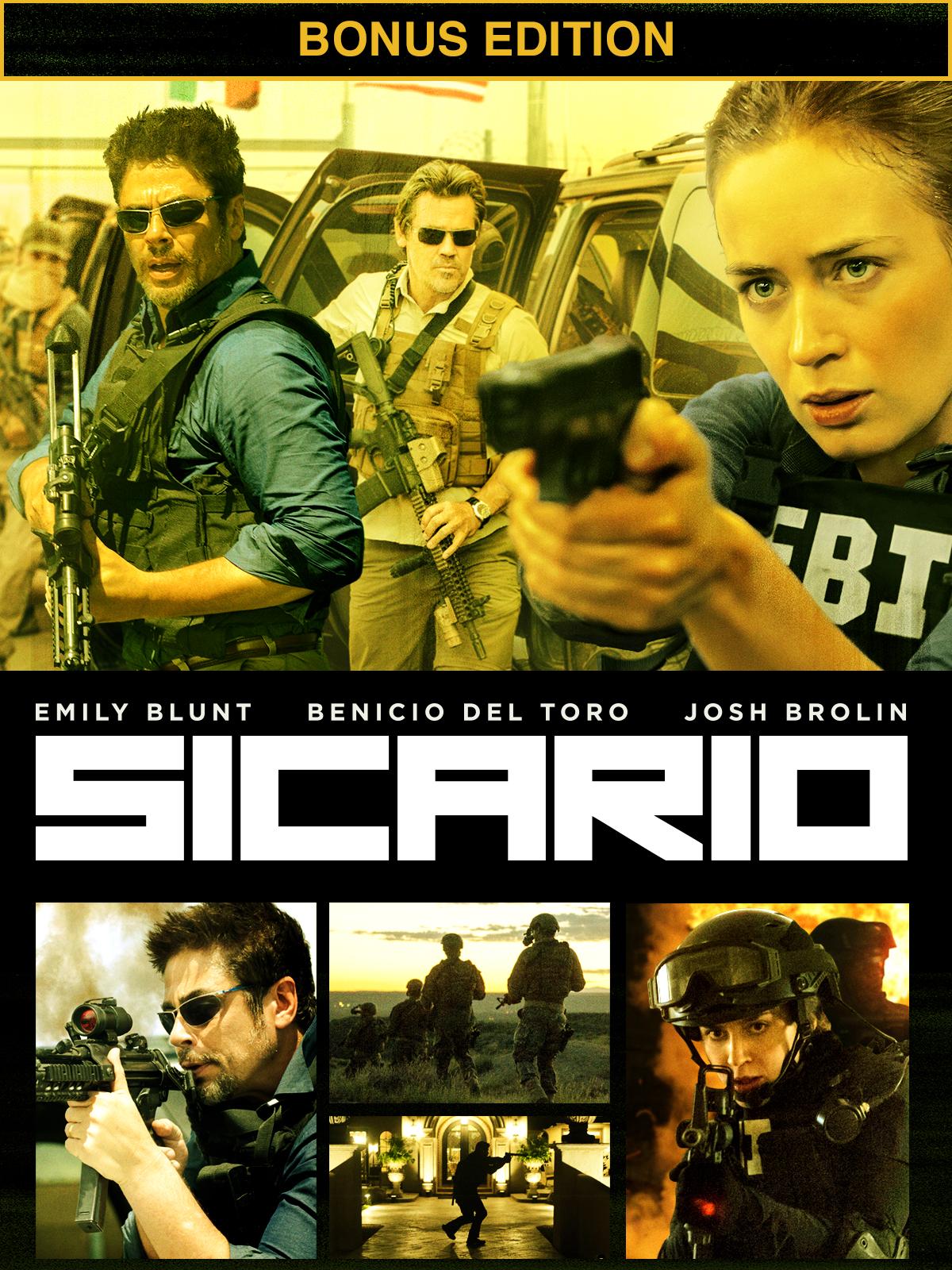 Sicario (Bonus Version)