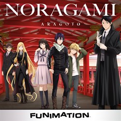 Noragami Aragato (Original Japanese Version)
