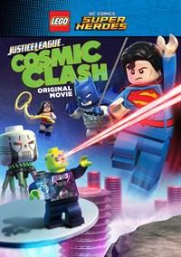 Lego Justice League Cosmic Clash