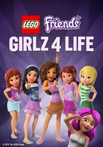 Buy Lego Friends Girlz 4 Life Microsoft Store