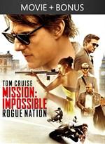 Buy Mission: Impossible - Rogue Nation + Bonus - Microsoft Store