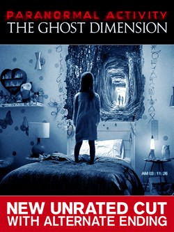 Paranormal Activity: The Ghost Dimension (Exclusive Unrated + Alternate Ending)