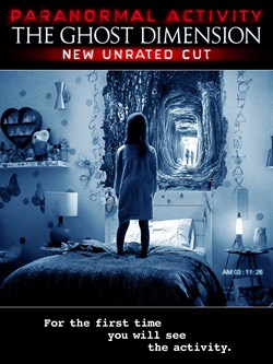 Paranormal Activity: The Ghost Dimension (Unrated Cut)