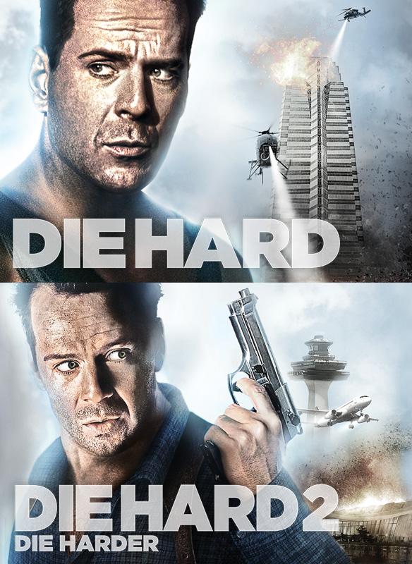 Die Hard + Die Hard 2: Die Harder