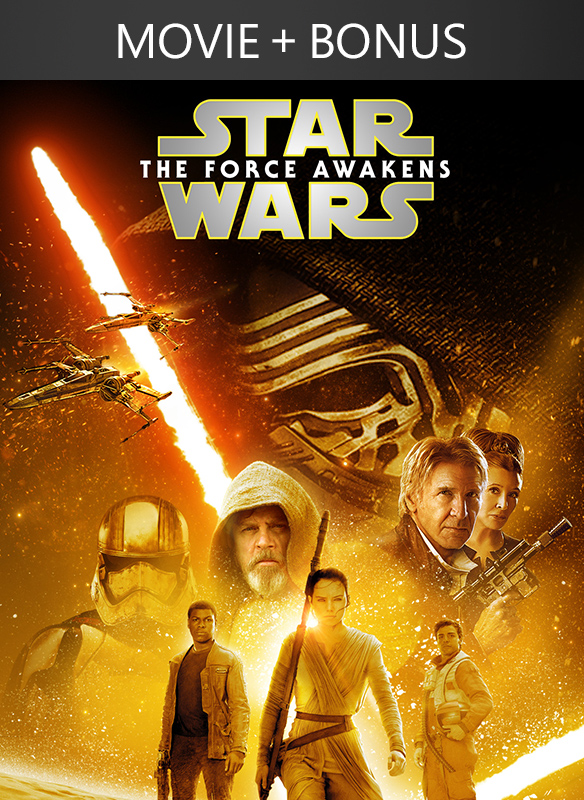 Star Wars: The Force Awakens + Bonus