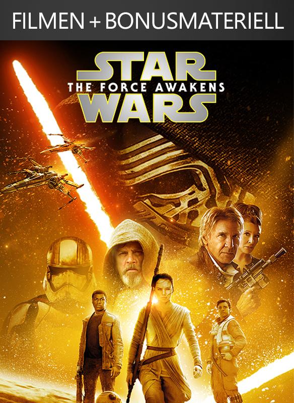 Star Wars: The Force Awakens + Bonus Materiale