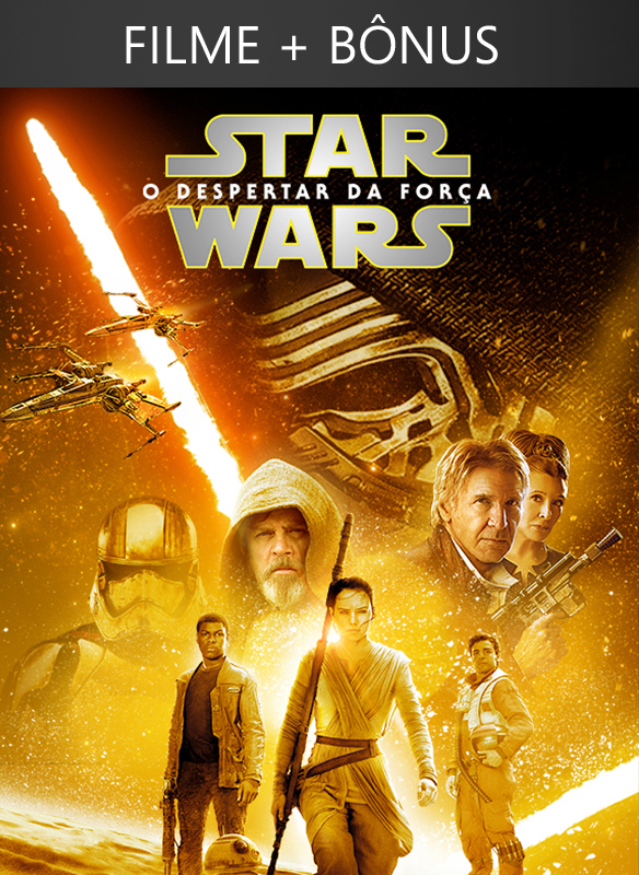 Star Wars: O Despertar da Força + Bonus