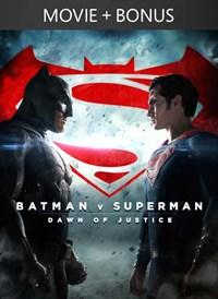 Batman v Superman: Dawn of Justice + Bonus