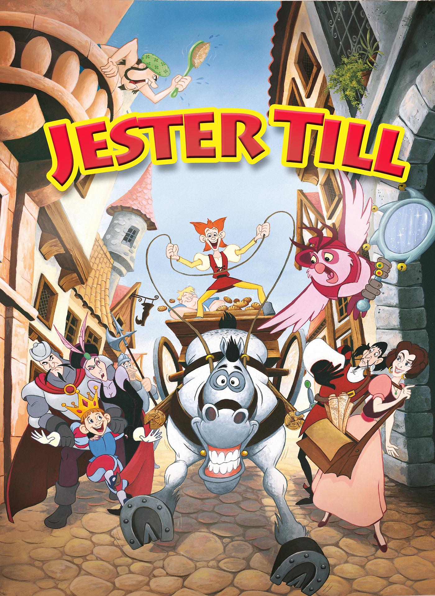 Jester Till