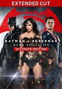 Batman v Superman: Dawn of Justice (Extended Cut)