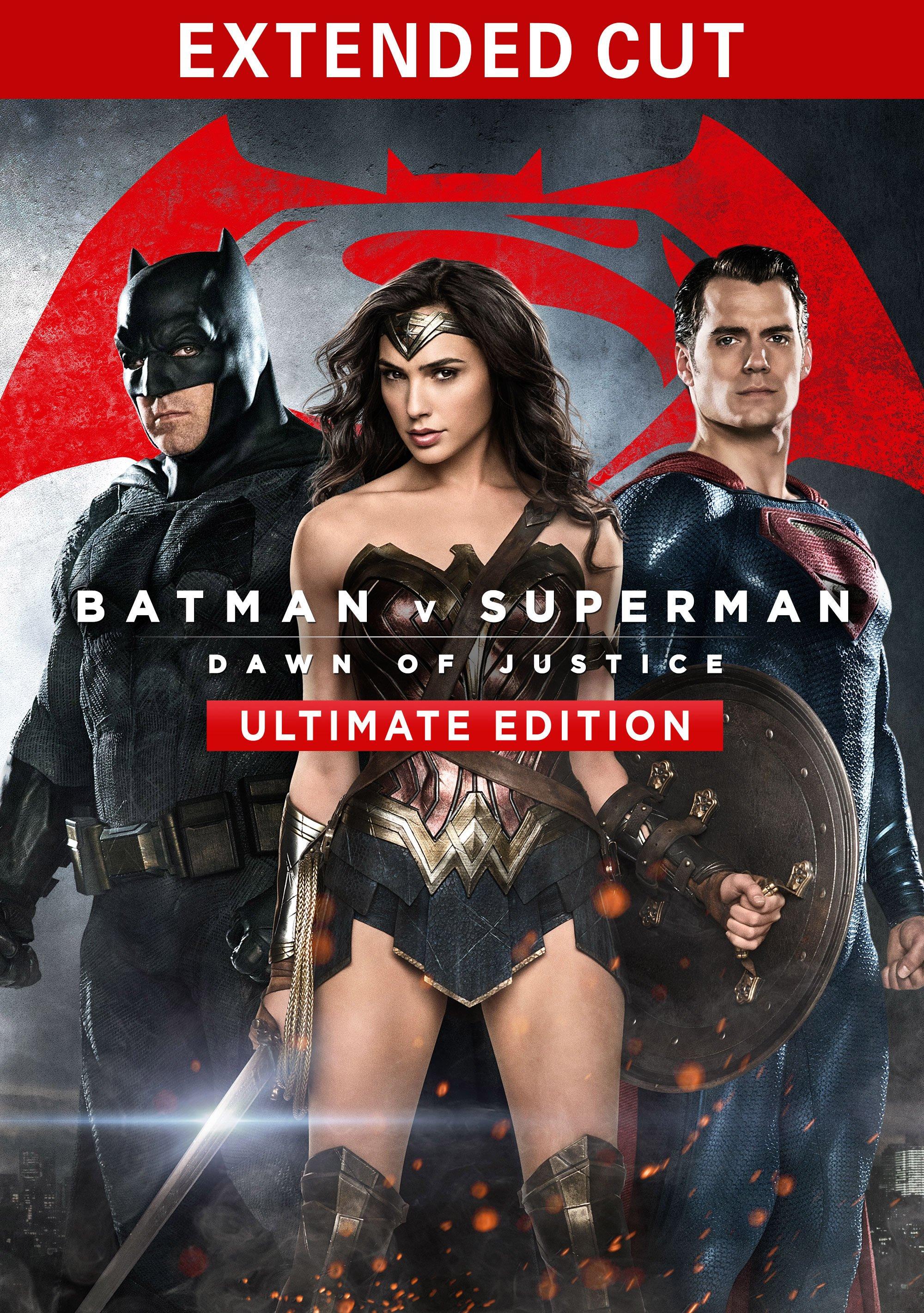 Batman v Superman : Dawn of Justice Ultimate Edition