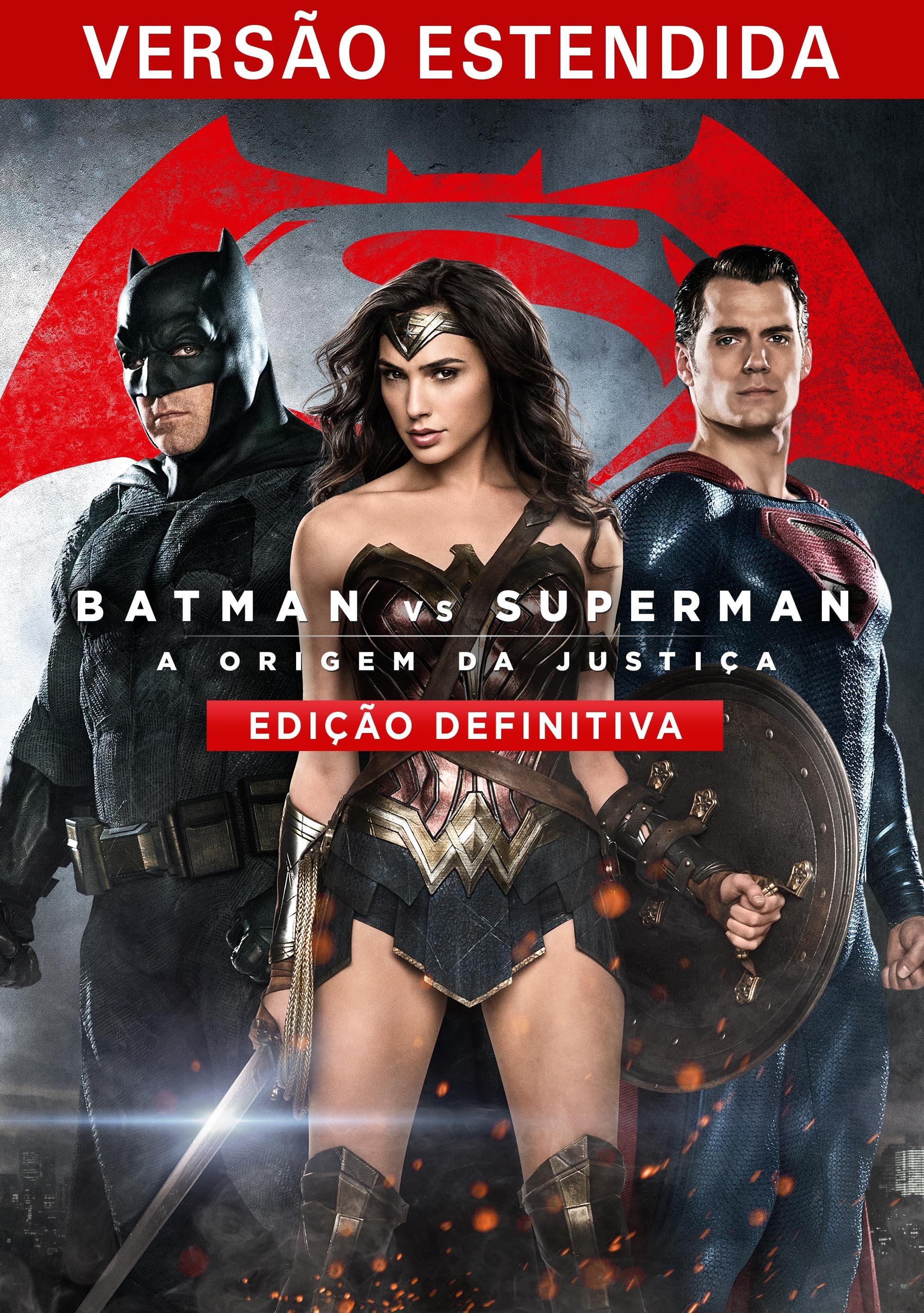Ed. Definitiva – Batman vs Superman: A Origem da Justiça (versão estendida)