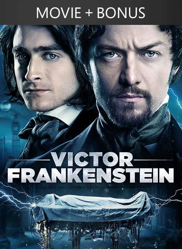 Victor Frankenstein + Bonus