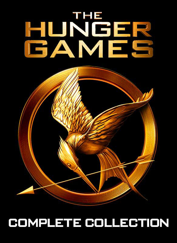 The Hunger Games 4 Pack + Bonus