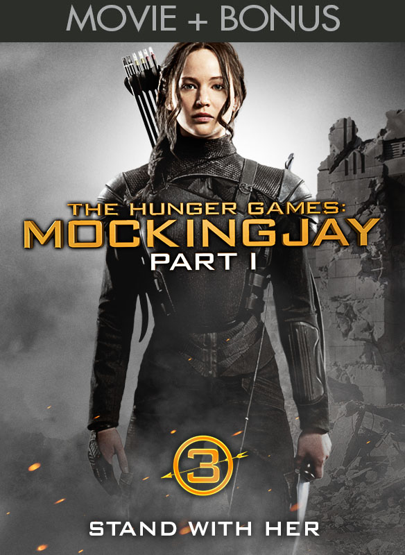 The Hunger Games: Mockingjay Part 1 Bonus
