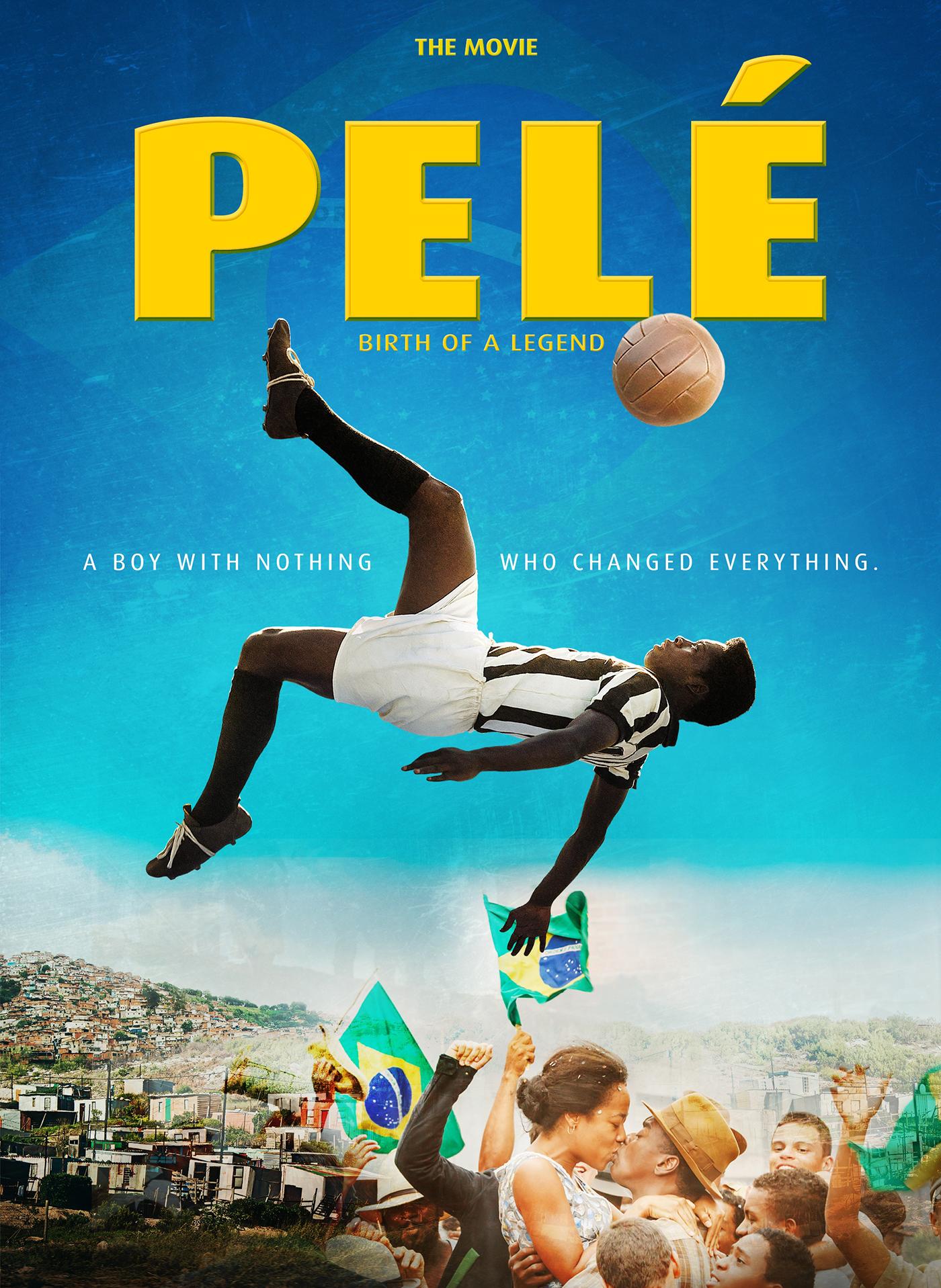 Pelé - The Birth of a Legend