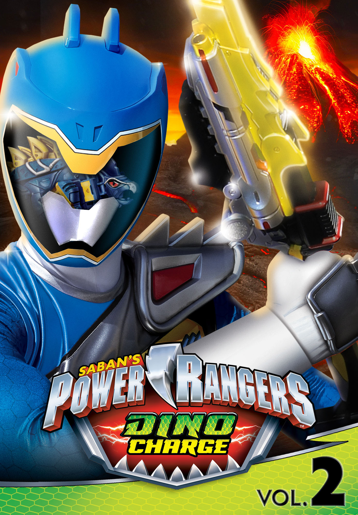 Power Rangers: Dino Charge - Volume 2 - Resurgence