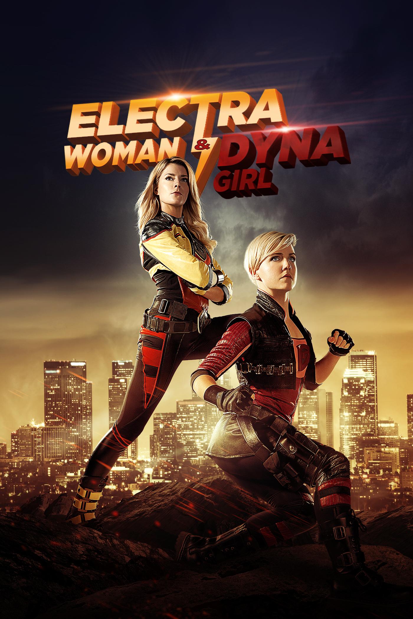 Electra Woman & Dyna Girl (2016)
