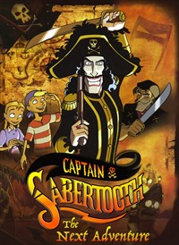 Captain Sabertooth's Next Adventure