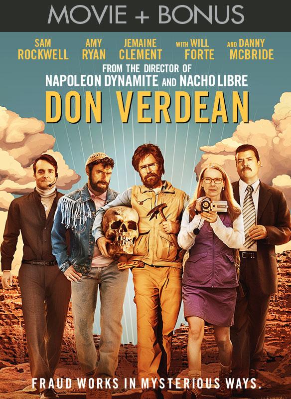 Don Verdean + Bonus