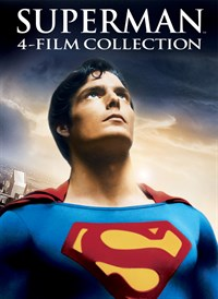 Superman Collection I-IV