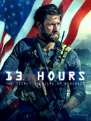13 Hours: The Secret Soldiers of Benghazi 2016 [HD]