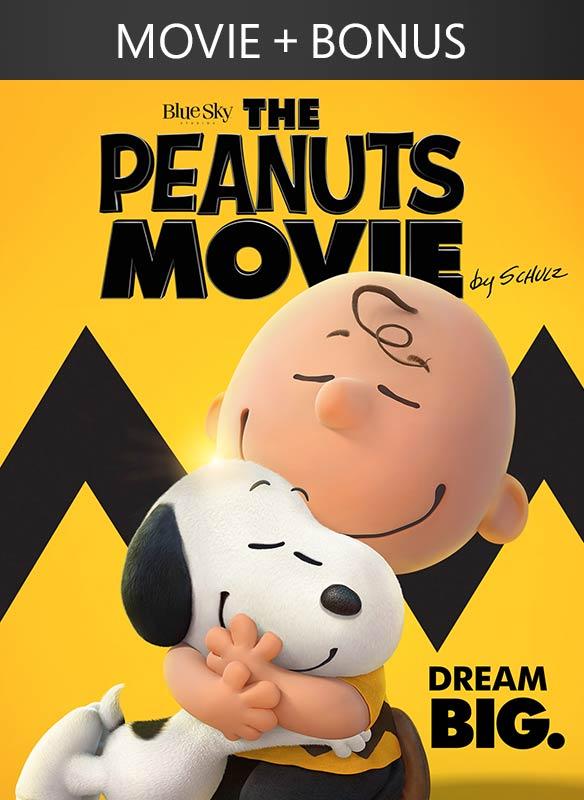 The Peanuts Movie + Bonus