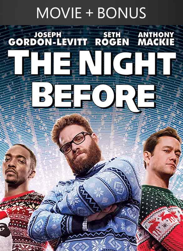 The Night Before ( + Bonus Featurette)