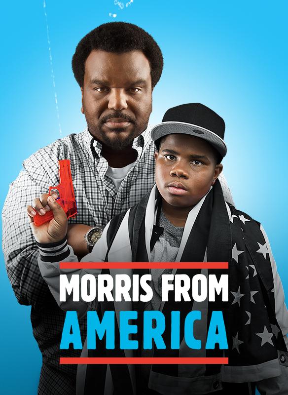 Morris From America